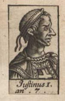 Justinus I.