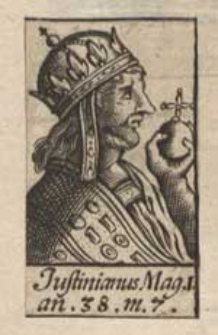 Justinianus Mag. I.