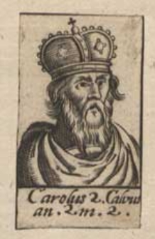 Carolus 2. Calvus