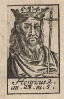 Henricus. 2.