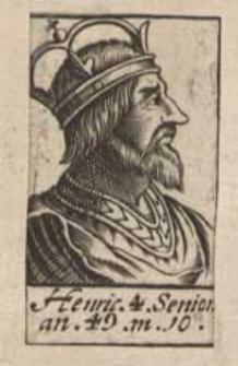 Henricus. 4. Senior.