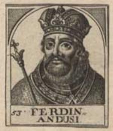 Ferdinandus. I.