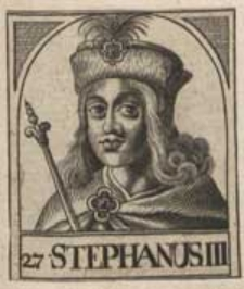 Stephanus. III.