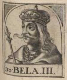 Bela. III.