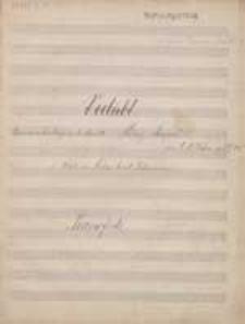 Verliebt. Romance Einlage der Operette König Jérome [...] Op. 319. No.1 [...]