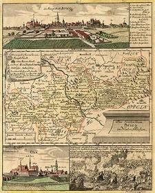Das Fürstenthum Brieg in Nieder Schlesien