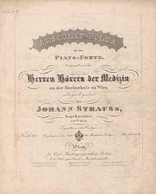 Aesculap-Polka : für das Piano-Forte : 130tes Werk