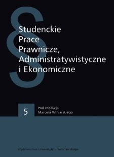 Informacja o Naukowym Kole Ekonomistów
