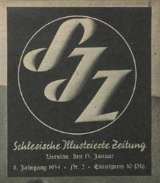 Schlesische Illustrierte Zeitung 1934-01-20 Jg.8 Nr 3
