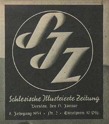 Schlesische Illustrierte Zeitung 1934-06-06 Jg.8 Nr 22
