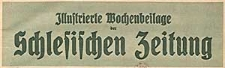 Illustrierte Wochenbeilage der Schlesischen Zeitung 1926-09-04 Nr 36
