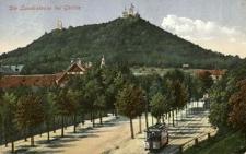Die Landeskrone bei Görlitz