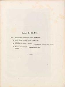 Architektonisches Skizzenbuch, 1854, Heft III, Blatt 1-6