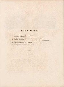 Architektonisches Skizzenbuch, 1854, Heft IV, Blatt 1-6