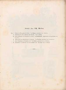 Architektonisches Skizzenbuch, 1854, Heft VII, Blatt 1-6