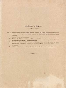 Architektonisches Skizzenbuch, 1861, Heft XLIX, Blatt 1-6