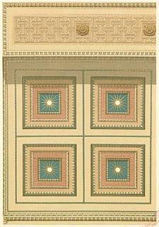Architektonisches Skizzenbuch, 1867, Heft (III) LXXXV, Blatt 1-6