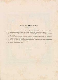 Architektonisches Skizzenbuch, 1861, Heft LIII, Blatt 1-6