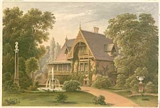 Architektonisches Skizzenbuch, 1869, Heft (VI) C, Blatt 1-6