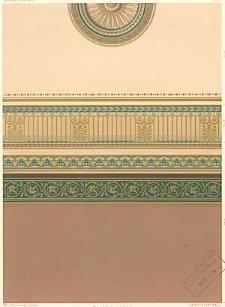 Architektonisches Skizzenbuch, 1870, Heft II, Blatt 1-6