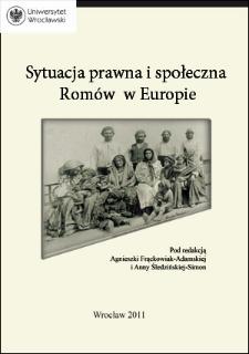 Sytuacja prawna i społeczna Romów w Europie