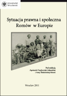 Stanowisko Komitetu ds. Likwidacji Dyskryminacji Rasowej ONZ wobec problemu dyskryminacji Romów