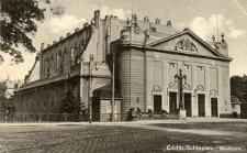Görlitz/Schlesien. Stadthalle.