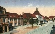 Görlitz. Bahnhof.