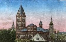 Rohnstock i. Schles. Evang. Kirche; Kath. Kirche.
