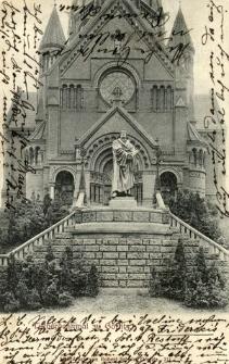 Lutherdenkmal zu Görlitz