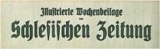 Illustrierte Wochenbeilage der Schlesischen Zeitung 1927-01-15 Nr 3
