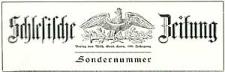 Schlesische Zeitung. Sondernummer 1927