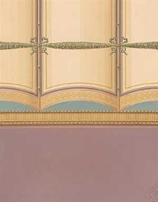 Architektonisches Skizzenbuch, 1874, Heft (III) CXXVI, Blatt 1-6