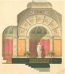 Architektonisches Skizzenbuch, 1874, Heft (VI) CXXIX, Blatt 1-6