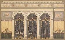 Architektonisches Skizzenbuch, 1875, Heft (III) CXXXII, Blatt 1-6