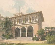 Architektonisches Skizzenbuch, 1876, Heft (II) CXXXVII, Blatt 1-6