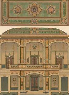 Architektonisches Skizzenbuch, 1876, Heft (III) CXXXVIII, Blatt 1-6