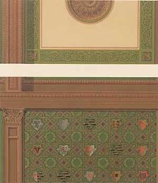 Architektonisches Skizzenbuch, 1877, Heft (I) CXLII, Blatt 1-3, 5-6