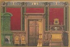 Architektonisches Skizzenbuch, 1877, Heft (II) CXLIII, Blatt 1-6