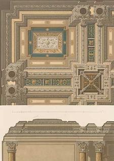 Architektonisches Skizzenbuch, 1878, Heft (VI) CXLXIII, Blatt 1-6