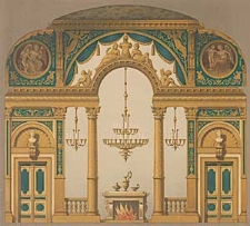 Architektonisches Skizzenbuch, 1880, Heft (II) CLXI, Blatt 1-6