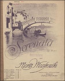 Serenata : für Salon-Orchester Op. 15 No 1