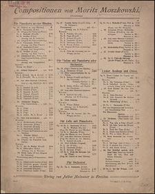 Serenata : für Violine mit Pianoforte oder Orchester Op. 15. No. 1