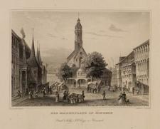 Der Marktplatz in Einbeck
