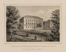 Oberappelationsgerichtsgebäude & Kanzlei zu Celle