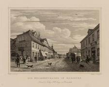 Die Schlossstrasse in Harburg