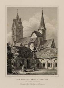 Die Kirche St. Peter u. Andreas zum Bustorf in Paderborn