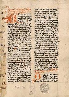 Mariale sive quaestiones super Missus est ; Tractatus super Magnificat ; Expositio super Ave, maris stella