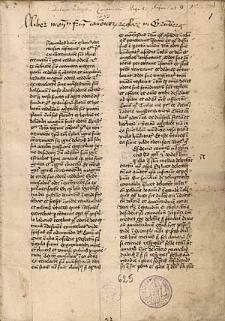 Sermones mariales de tempore ; Sermones 3 de s. Thoma apostolo ; Sermones tres de nativitate domini