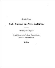 Chronologisches Register des Graf Hoverden'schen Sammlung. Bd. 1-15. Bis zum Jahre 1800